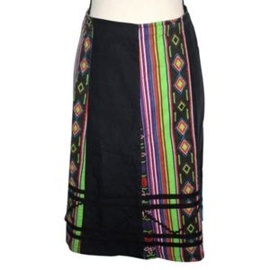 Dresses & Skirts - Size Large South African A-Line Flat Waist Skirt